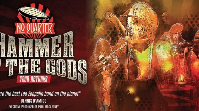 No Quarter - Hammer Of The Gods Tour